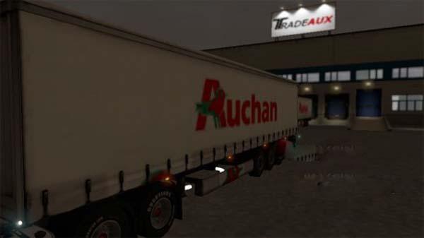 Auchan Trailer