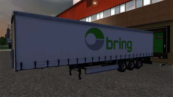Bring company and trailer
