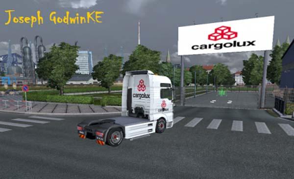 Cargolux Combo Pack