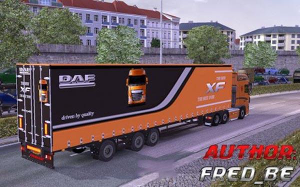 DAF XF 50keda