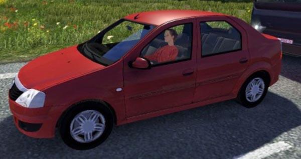 Dacia Logan for AI traffic