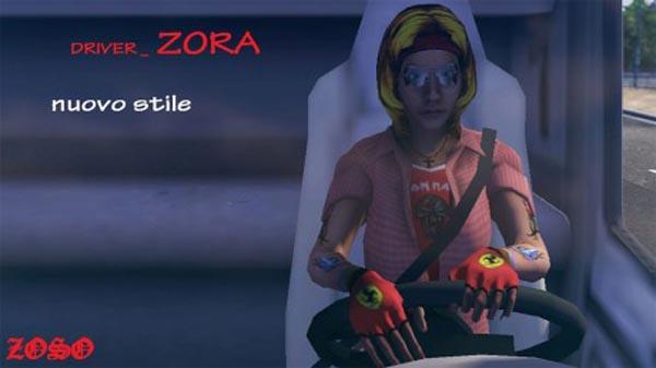 Driver Zora