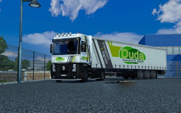 Duda Transport & Logistic Combo Pack