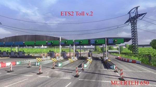 ETS2 Toll