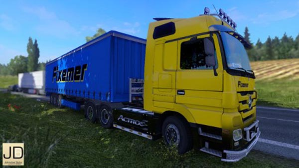 FIXEMER – Truck and Trailer