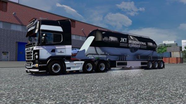 JKT International Combo Pack