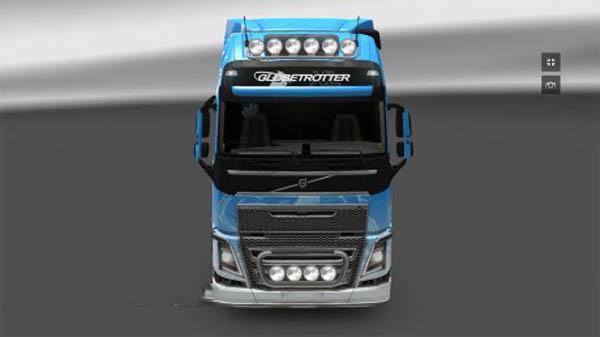 Klanatrans skin for Volvo 2012