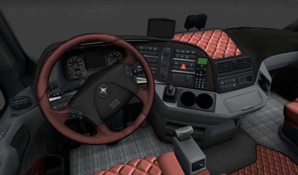 Mercedes Luxury Interior