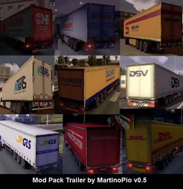 Mod Pack Trailer