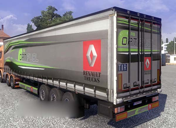 Optifuel trailer