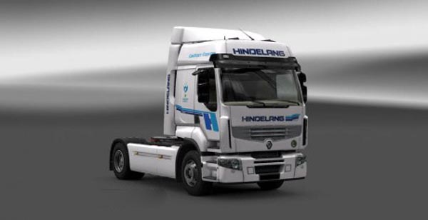 Renault Premium Hindelang Skin