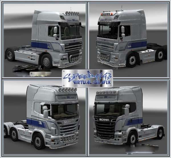 SDM Transport DAF & Scania