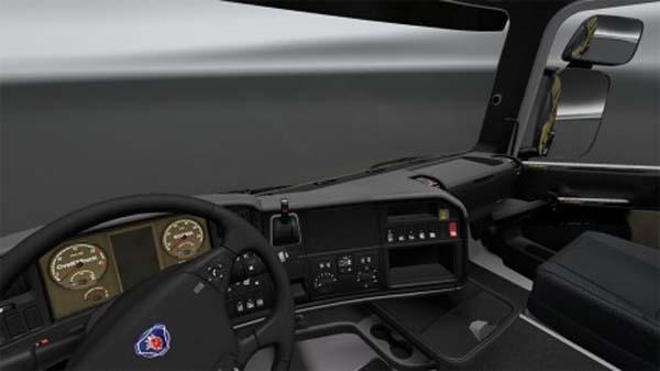 Scania B&B (Black & Beige)