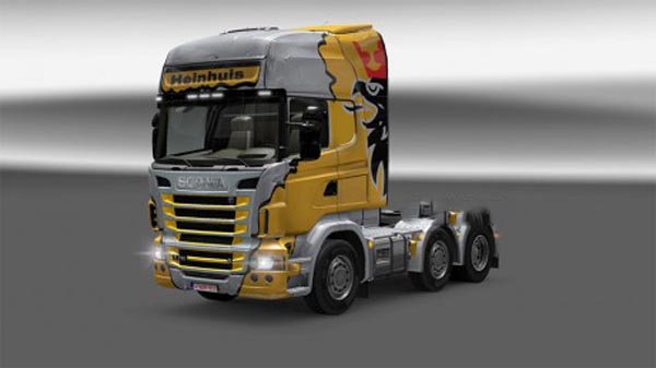 Scania R Heinhuis Skin