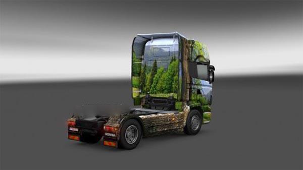 Scania R Nature Skin