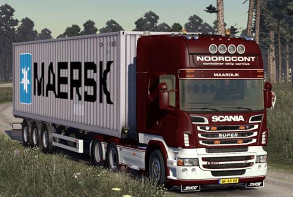 Scania R730 V 3 0 Ets2planet Com