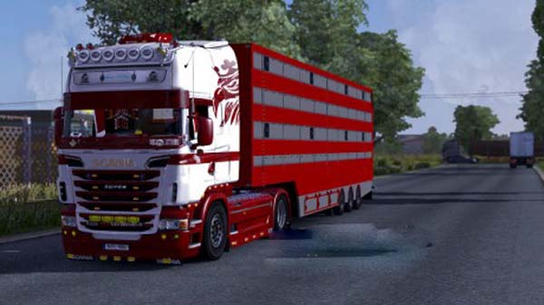 Scania Real Gearbox
