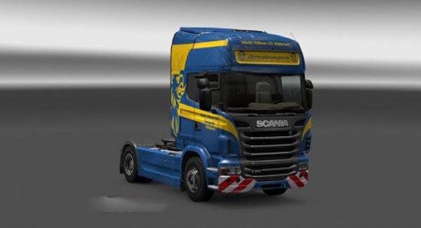 Scania Wittwer Skin