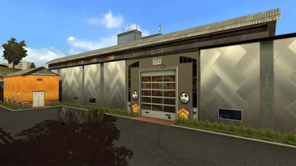 Simple Elegant Garage