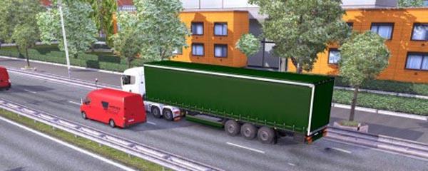 Simple Green Trailer