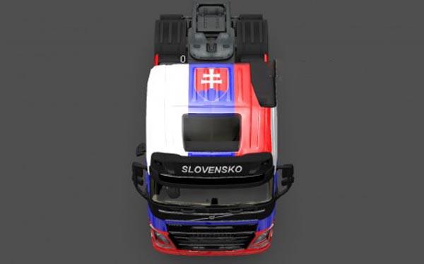 Slovakia skin