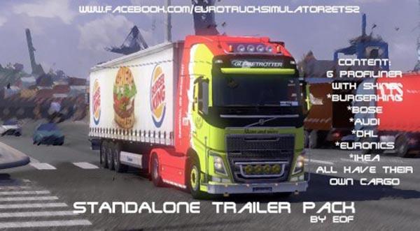 Standalone Profi Liner Pack