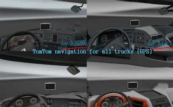 TomTom Navigation for all trucks