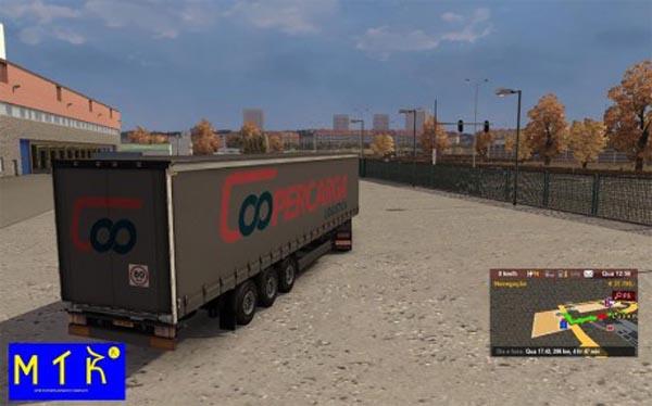 Trailer Coopercarga Logistic