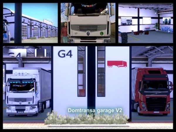 V2 Domtransa Garage