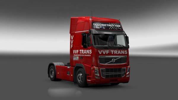 Volvo FH 2009 VVF Trans Skin