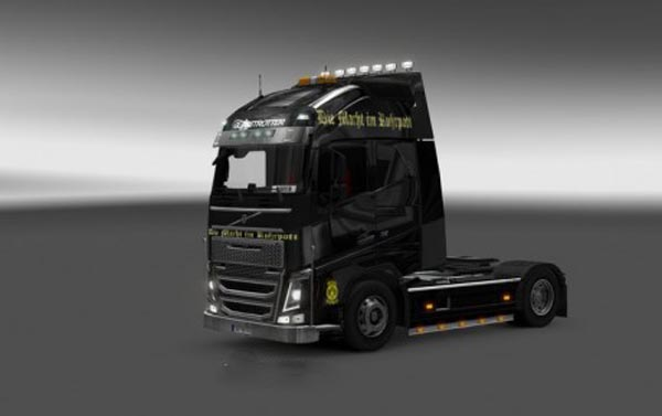 Volvo FH 2012 BVB Borussia Dortmund Skin