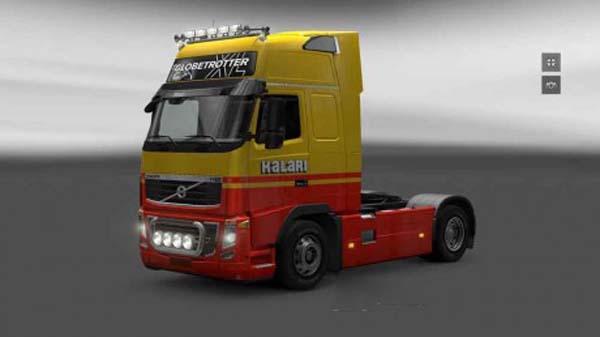 Volvo Kalari Skin