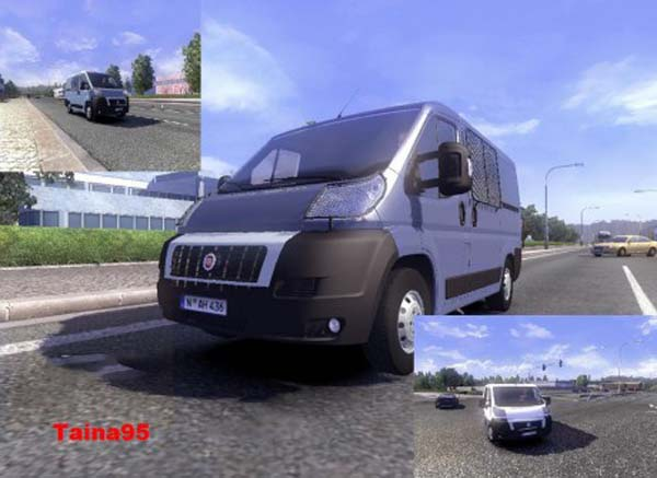 AI Traffic Fiat Ducato