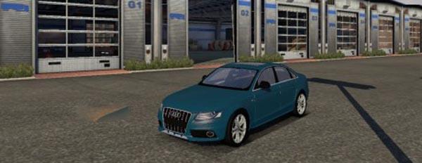 Audi RS4 v