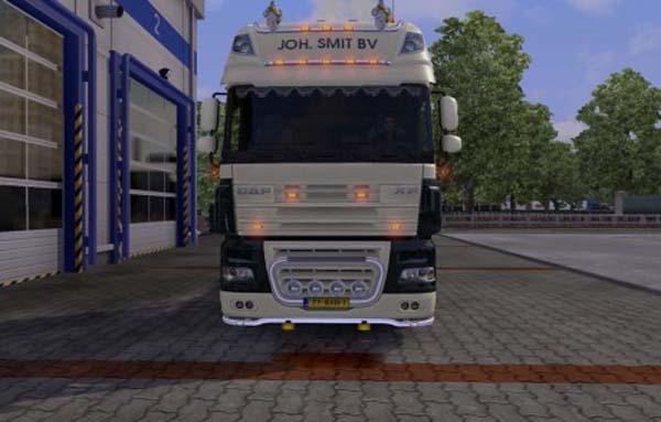 DAF 50K Joh. Smit Midwolda (NL) Skin