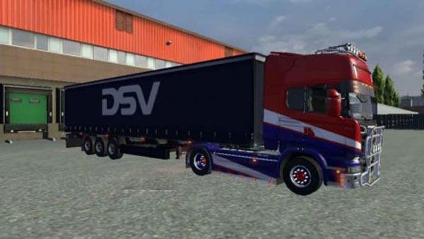 DSV Trailer Skin