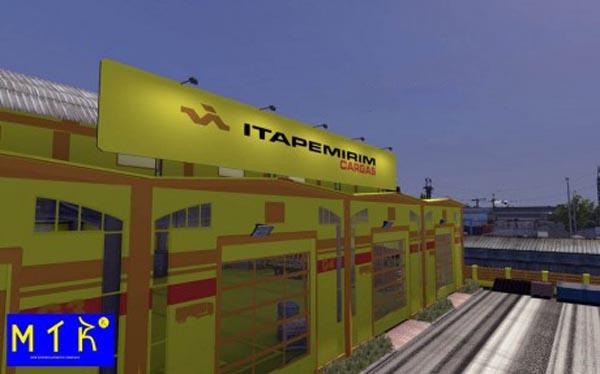 Itapemirim Cargas Garage