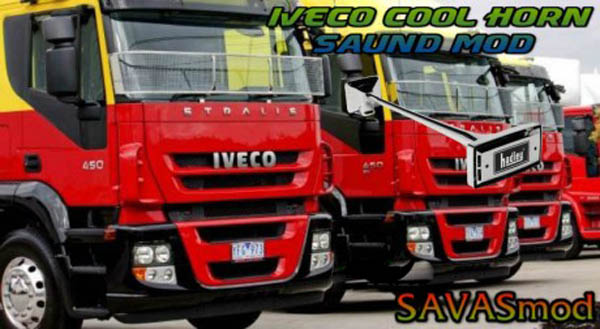 Iveco Stralis Horn Sound