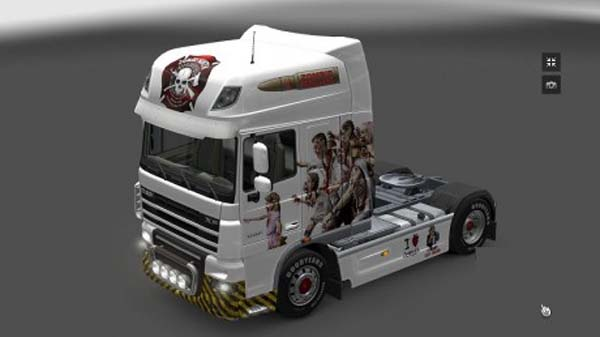 Iveco and DAF Skin Pack