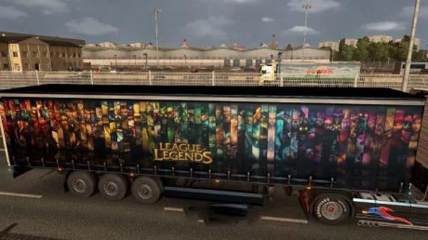 League of Legends Trailers