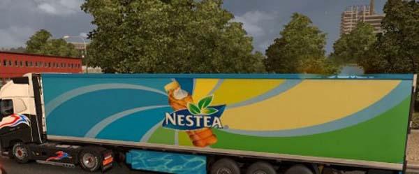 Nestea on the beach trailer