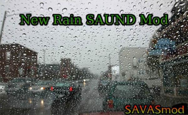 New Rain SOUND Mod