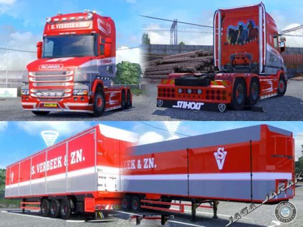 S.Verbeek Combo Pack