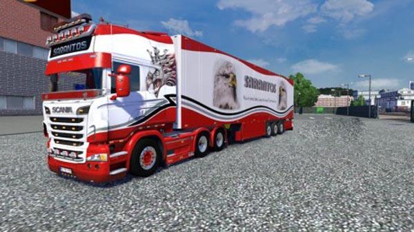 Sarantos Transport Combo Pack