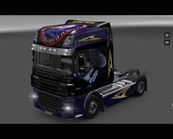 Scania & DAF Star skins