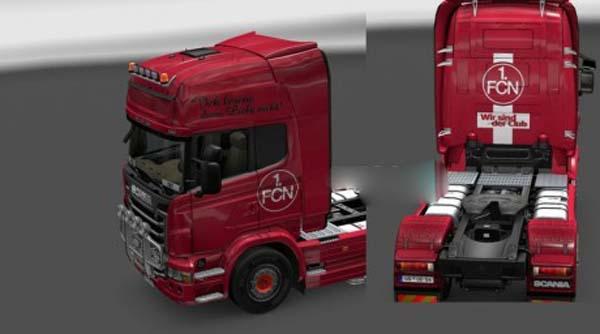 Scania FCN skin