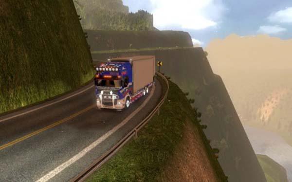 Scania Mega Mod