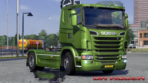 Scania R 2010 Stock Rework