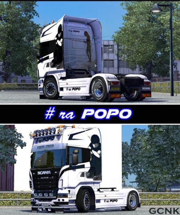 Scania Rapopo Skin