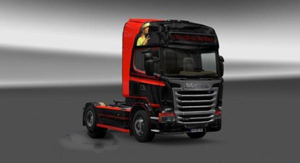 Scania Spencer Hill Skin